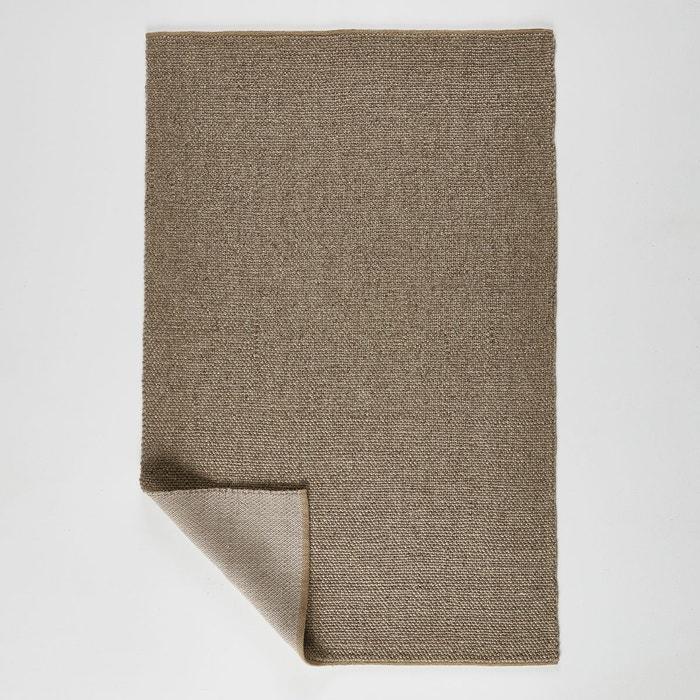 tapis tiss main en laine bolivar chin am pm en solde la redoute. Black Bedroom Furniture Sets. Home Design Ideas