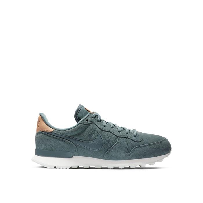 newest 70563 9b1cc Internationalist premium trainers , green, Nike   La Redoute
