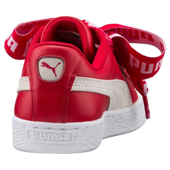 Baskets wns heart rouge Puma