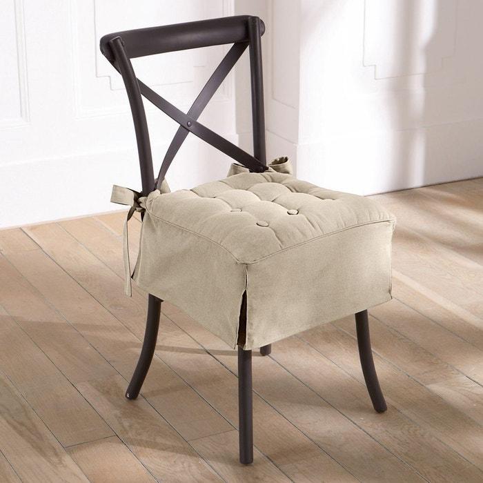Housse de canap lin coton jimi la redoute interieurs - La redoute housse fauteuil ...