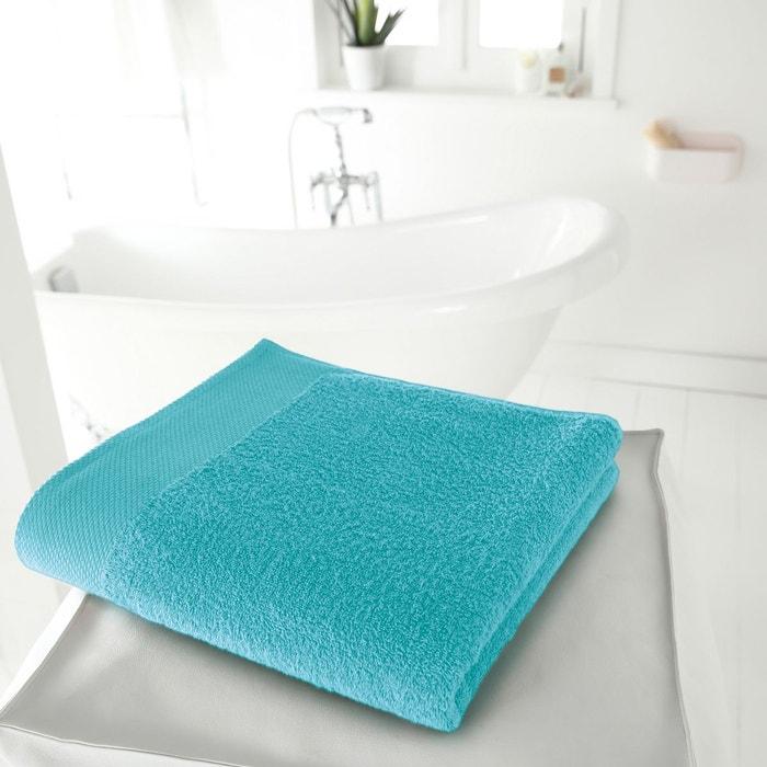 maxi drap de bain uni 420 g m scenario la redoute. Black Bedroom Furniture Sets. Home Design Ideas