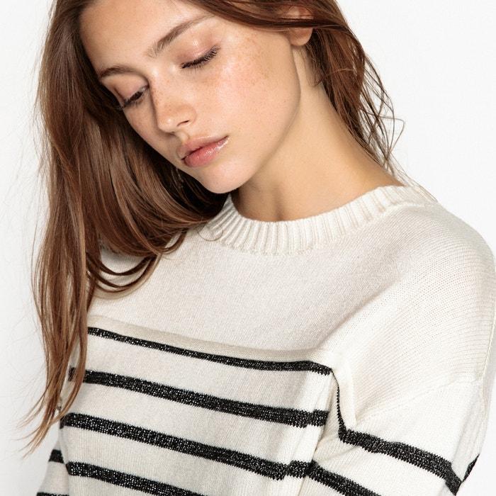 SUNCOO con Jersey estilo PETER marinero cuello redondo Utrct0wq1x