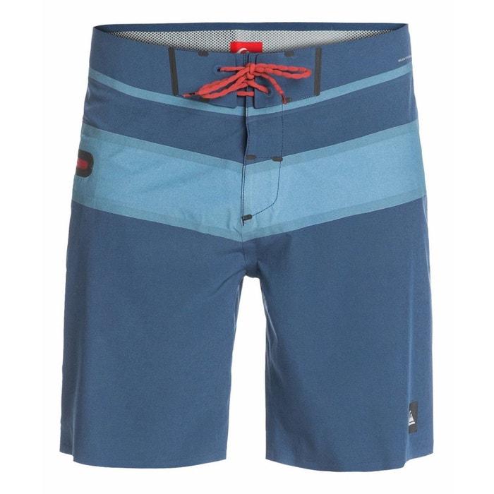 maillot de bain kelly slater washed navy bleu quiksilver la redoute. Black Bedroom Furniture Sets. Home Design Ideas