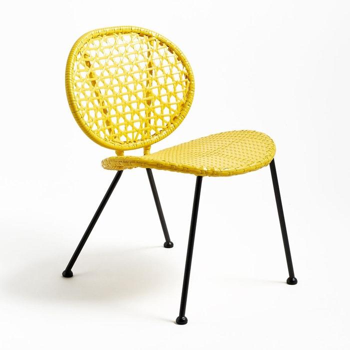 Chaise de jardin, Leygil