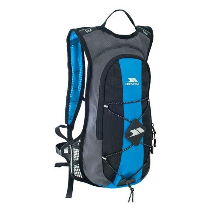 mirror sac dos d 39 hydratation 15 litres unisexe adulte bleu trespass la redoute. Black Bedroom Furniture Sets. Home Design Ideas