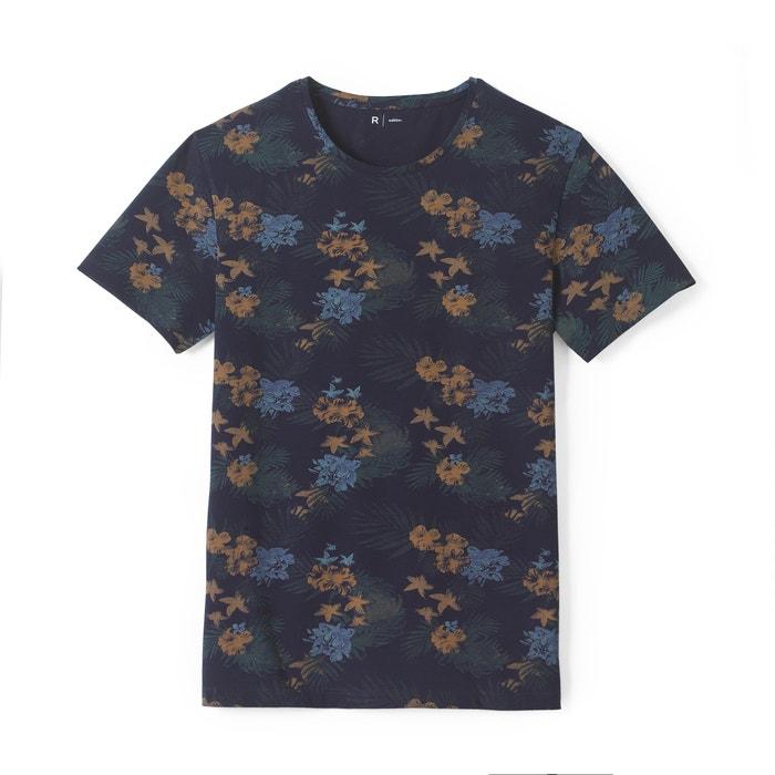 Imagen de Camiseta con cuello redondo estampada, 100% algodón R édition