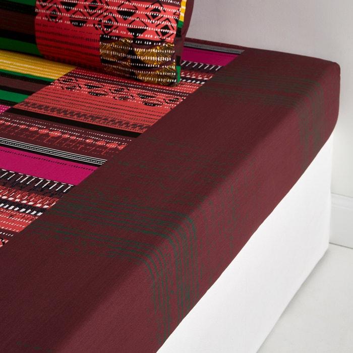 Image Drap-housse imprimé, LA PAZ La Redoute Interieurs