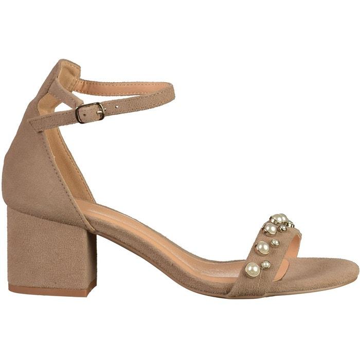 Sandales  taupe Spm  La Redoute