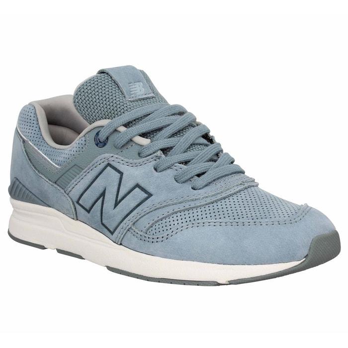 Baskets femme new balance wl 697 nubuck  femme bleu  bleu New Balance  La Redoute