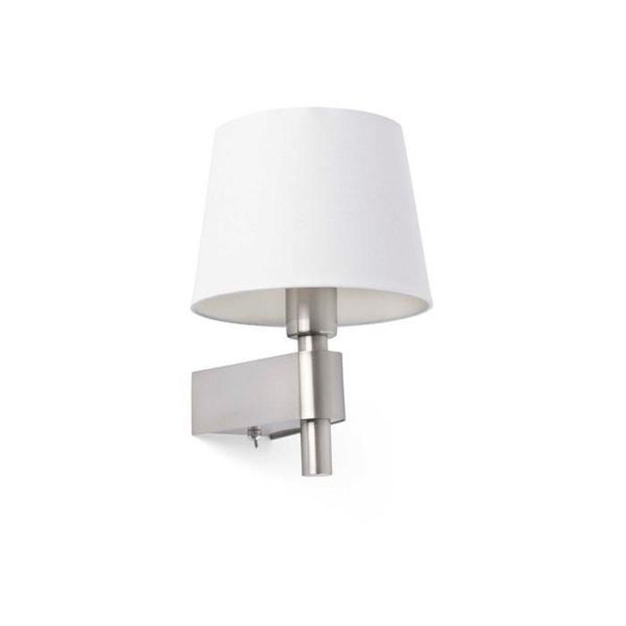 applique murale room e27 60w blanc faro 29974 multicolore faro la redoute. Black Bedroom Furniture Sets. Home Design Ideas