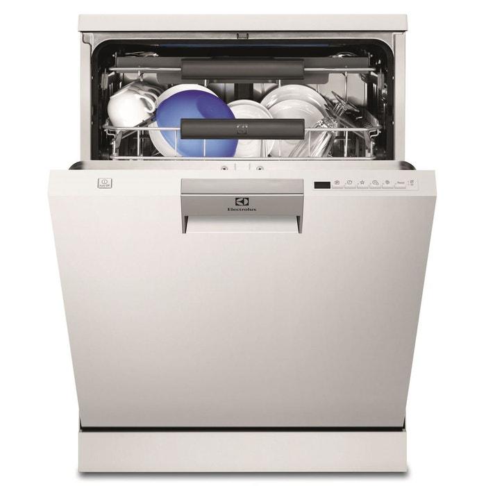 Lave vaisselle electrolux esf8585row blanc electrolux la redoute - La redoute lave vaisselle ...
