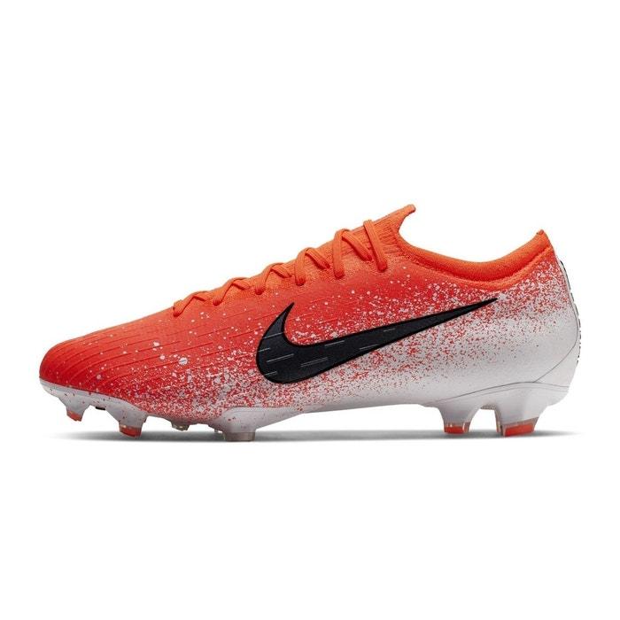 74bb657a8256 Chaussures football nike mercurial vapor xii 360 elite fg / orange Nike    La Redoute