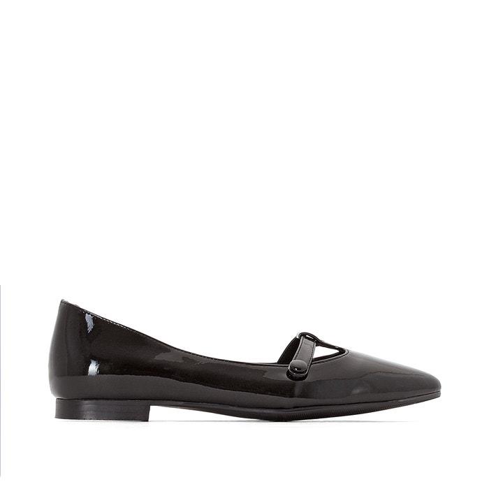 Sabrinas em verniz, especial pés largos, do 38 ao 45  CASTALUNA image 0