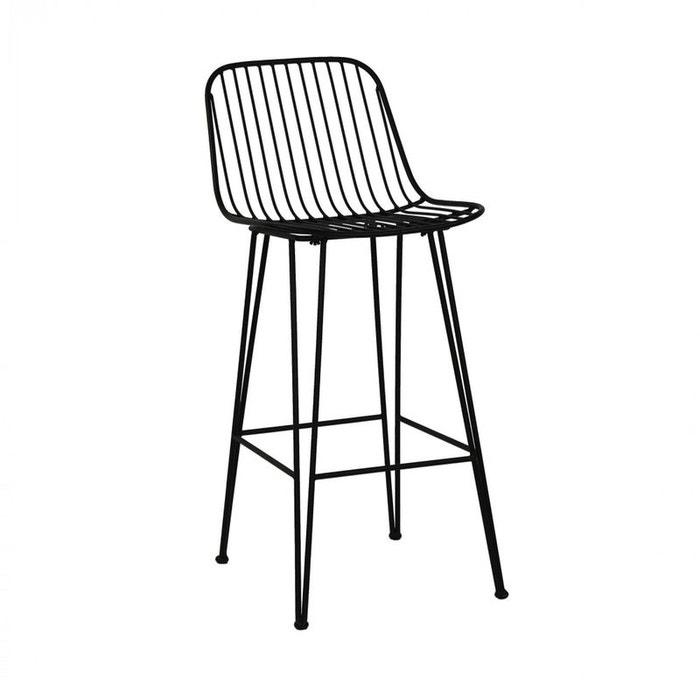 chaise de bar design en mtal 67cm ombra pomax pomax image 0 - Chaise De Bar Design