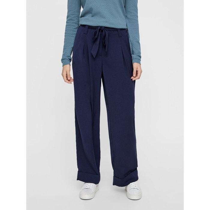 891615c3bbf3 Pantalon taille haute Vero Moda   La Redoute