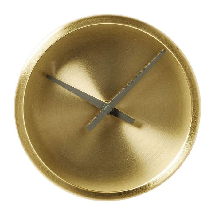 Horloge murale Miami or 18cm Kare Design KARE DESIGN