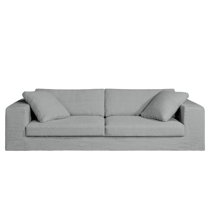 Canapé fixe Horus, lin épais  AM.PM. image 0