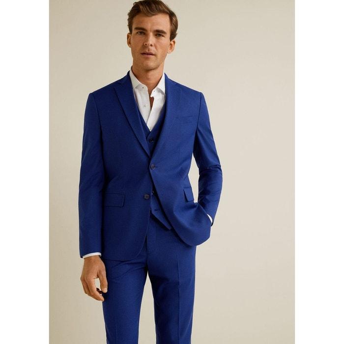 Costume bleu Mango Man