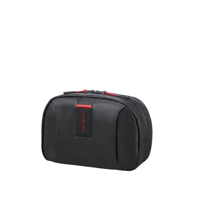 Samsonite Trousse de toilette Paradiver Light Noir xyTA59w