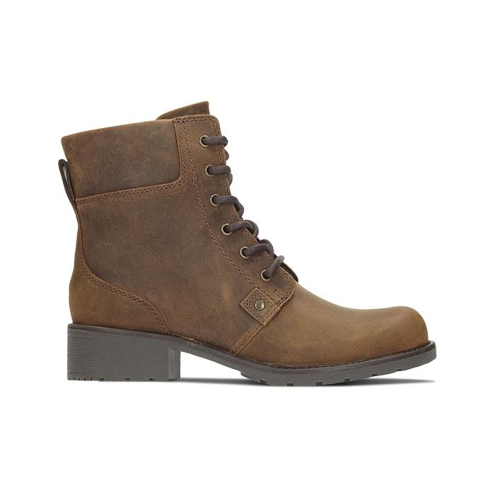 Orinoco Redoute Marron Clarks Spice La Cuir Suède Boots E1Bq6Ux