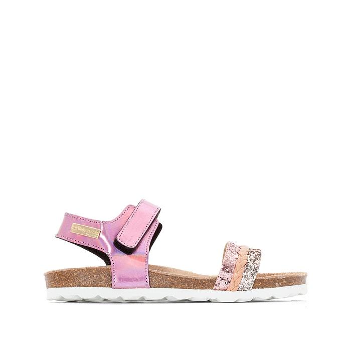 afbeelding Sandalen met klittenband Petille LES TROPEZIENNES PAR M.BELARBI