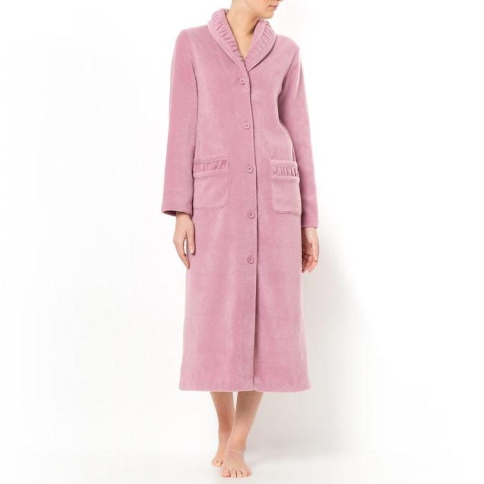 Image Robe de chambre en maille polaire ANNE WEYBURN