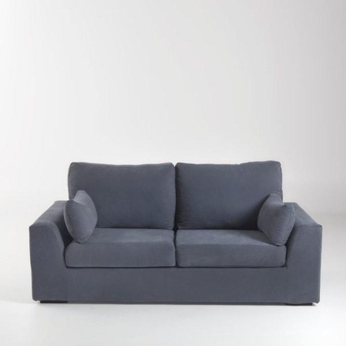 canap convertible madison coton la redoute interieurs. Black Bedroom Furniture Sets. Home Design Ideas