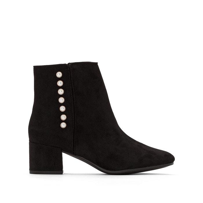 Boots noir Redoute Tamaris cika La rSgZWrU