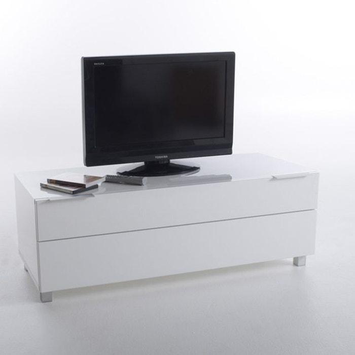 Meuble Tv Design Blanc La Redoute Intérieurs Blanc La Redoute Interieurs |  La Redoute