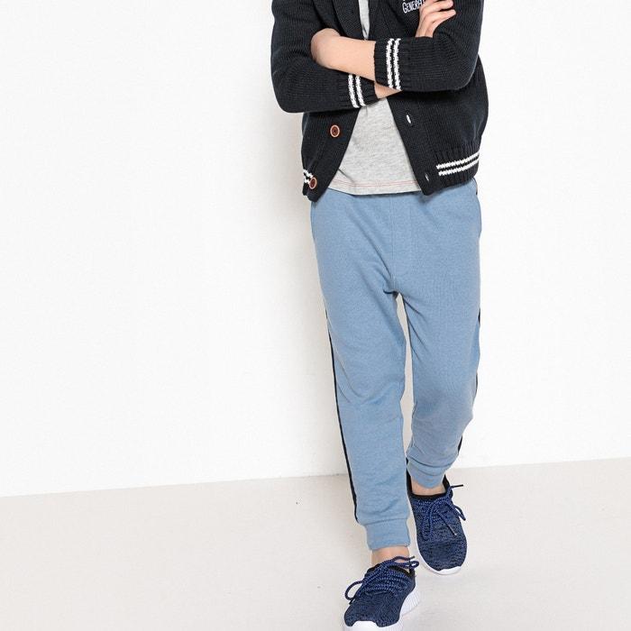 Pantaloni jogpant in felpa 3 - 12 anni  La Redoute Collections image 0