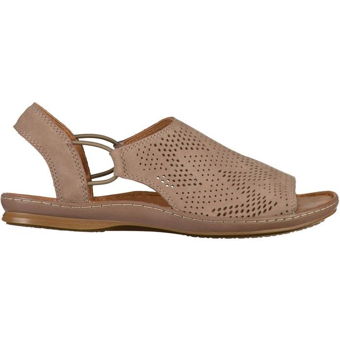 Sandales gris Clarks