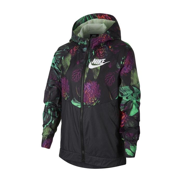 05ebf61bb22c Veste zippée imprimé floral 6 - 16 ans multicolore Nike