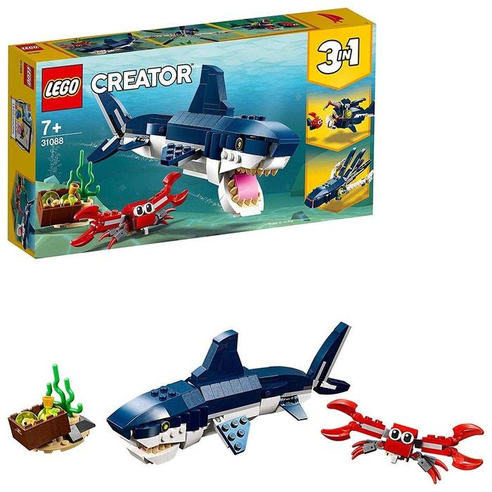 31088 En Sous Les Créatures Lego Marines Creator 1 3 wPkZOliXTu