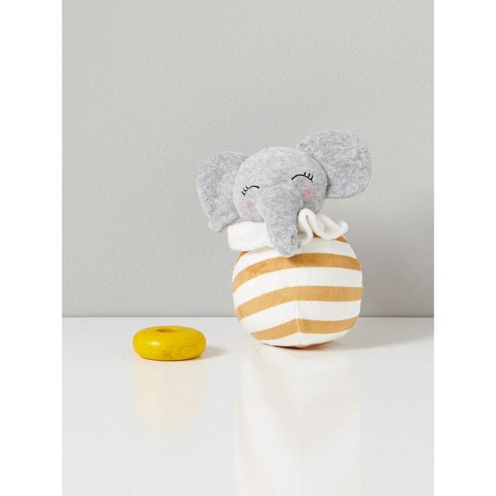 Peluche culbuto éléphant