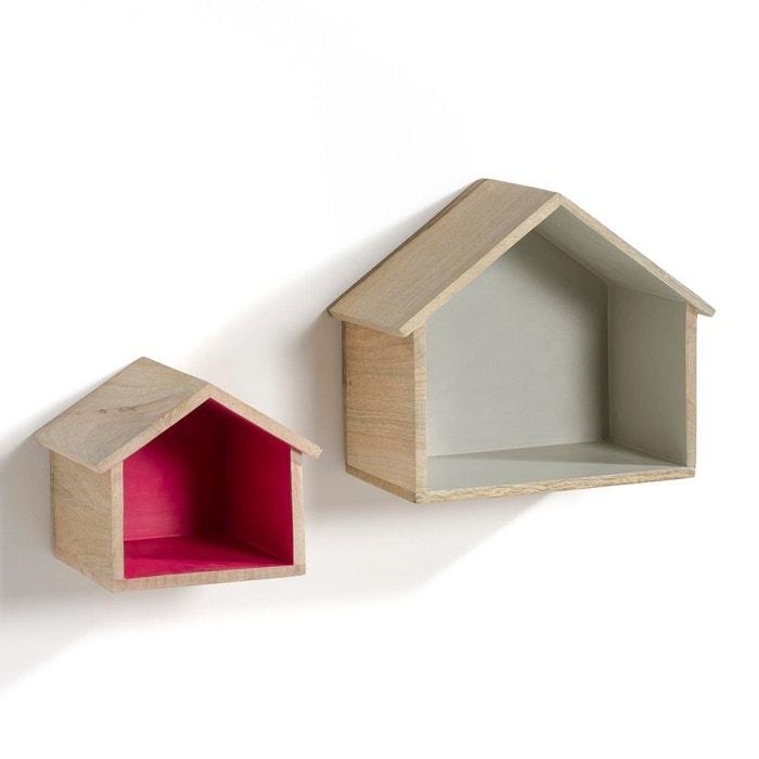 etag re h18 et h27 cm case lot de 2 am pm la redoute. Black Bedroom Furniture Sets. Home Design Ideas
