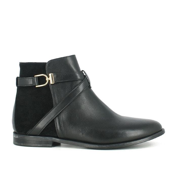 Cuir Boots Cuir Jonak Dilling Noir Boots Dilling 144qwnrtU