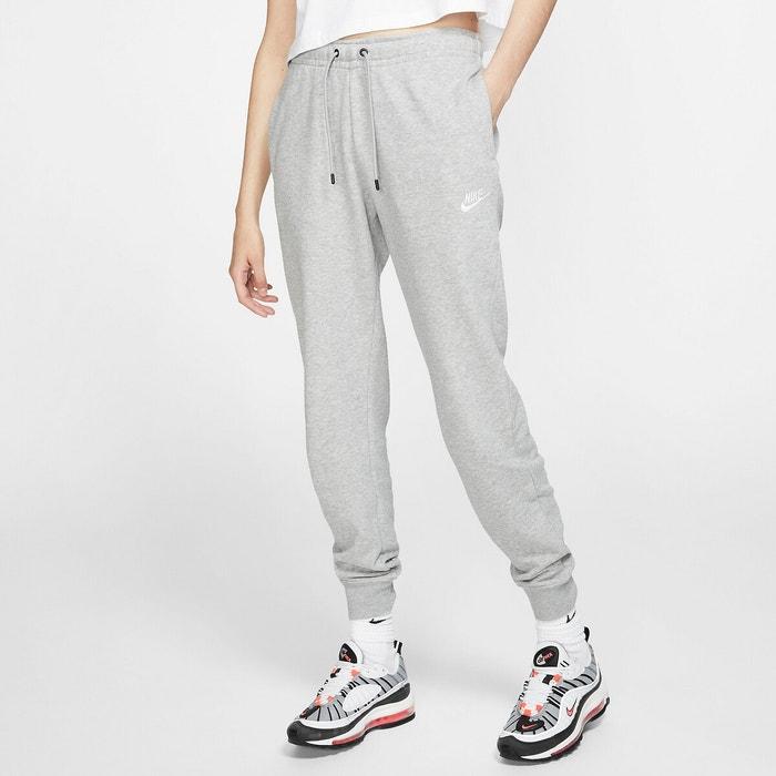 pantalon nike gris femme