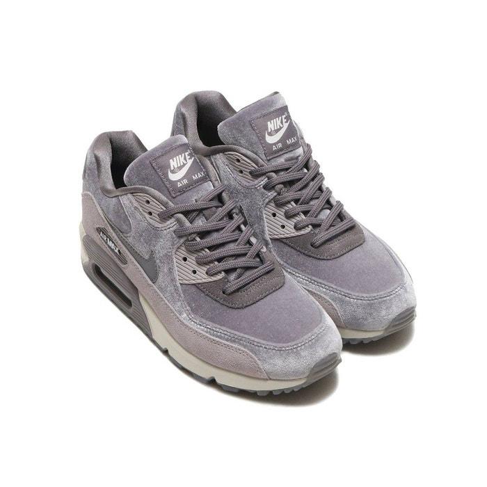 Baskets nike air max 90 lx - 898512007 gris Nike