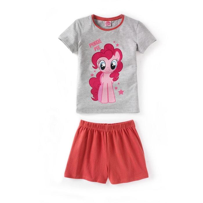 afbeelding Bedrukte pyjashort 2 - 12 jr MY LITTLE PONY