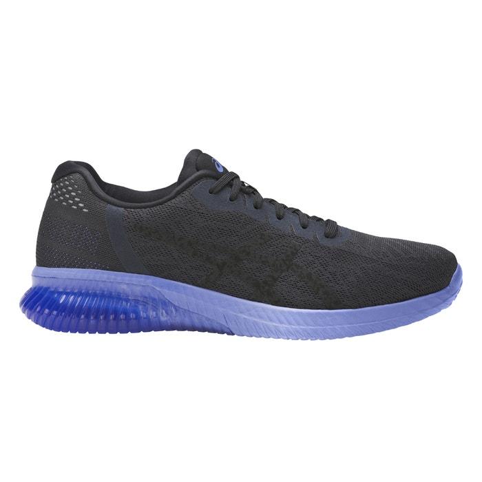 Asics Gel kenun Chaussures de Course pour Femme FR:38 Noir/Bleu 6xNLSafyR