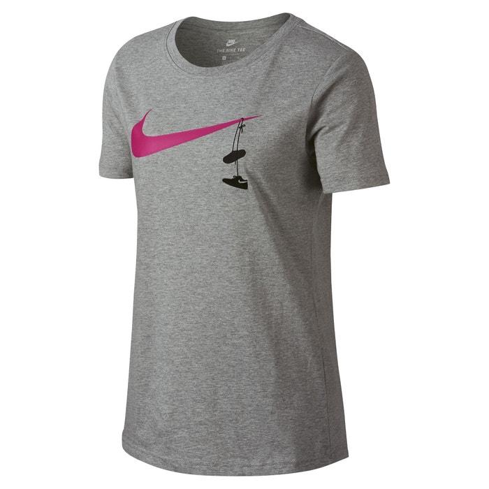 T-shirt scollo rotondo maniche corte logo Sportswear  NIKE image 0