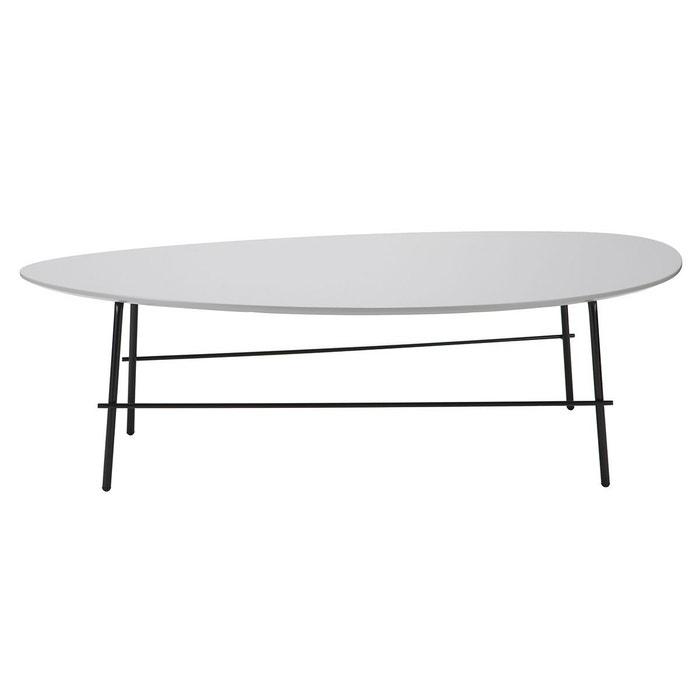 Cm Bloom Table Design Métal Basse Gris 131 3jARL45q