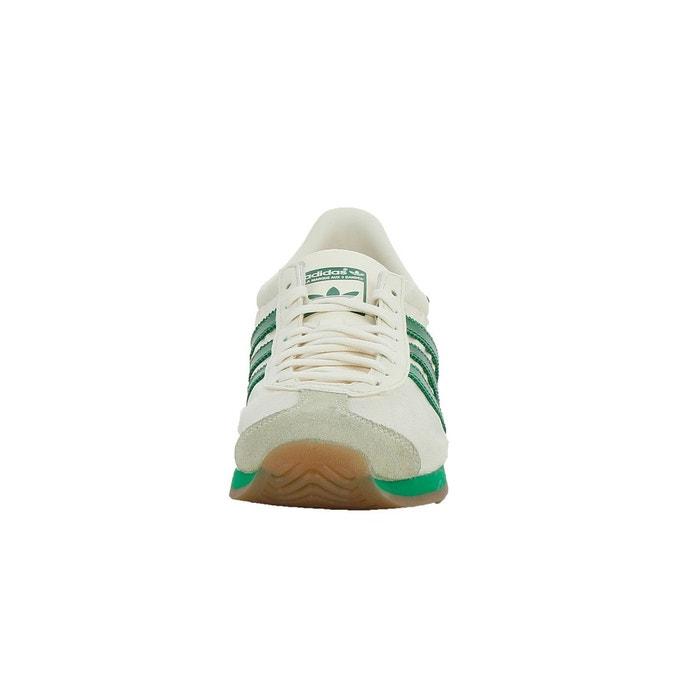 Basket adidas originals country og - s32106 blanc Adidas Originals