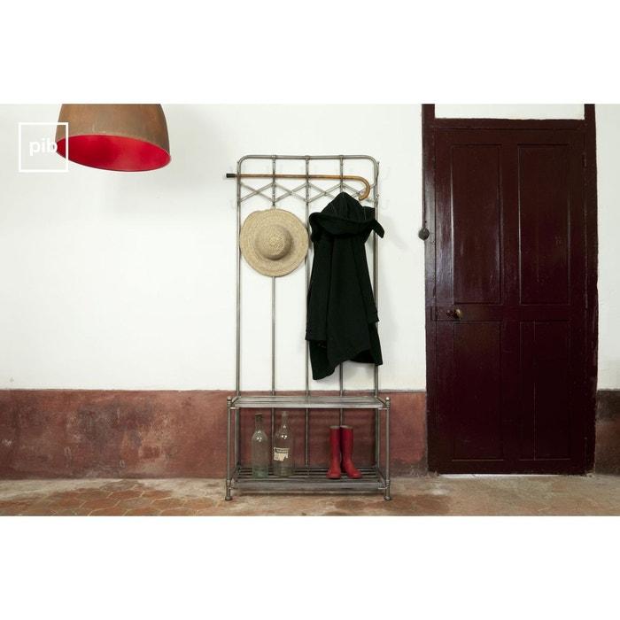 vestiaire caf de paris produit interieur brut la redoute. Black Bedroom Furniture Sets. Home Design Ideas