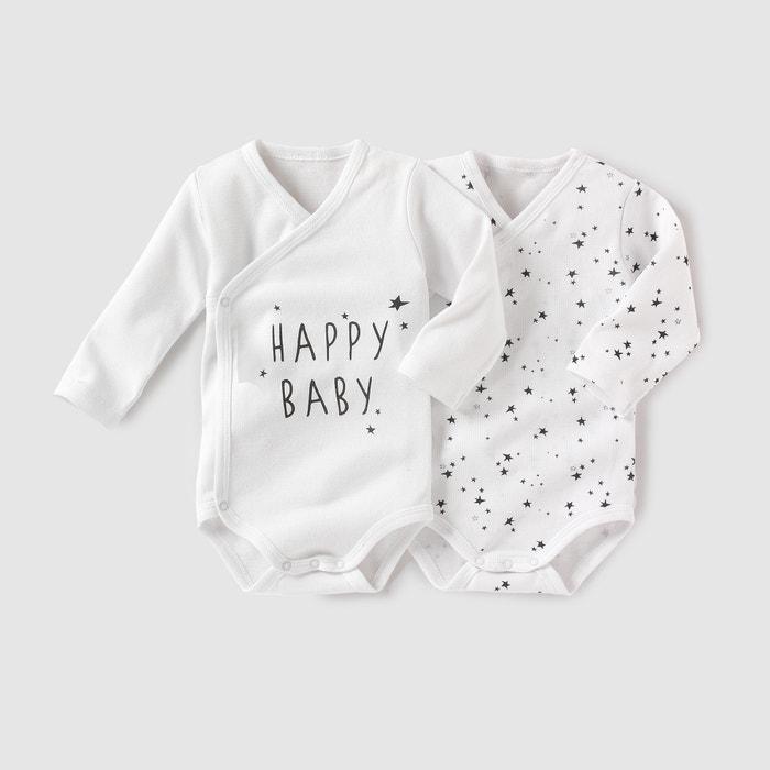 Image Body naissance (lot de 2)  0 mois-3 ans R mini