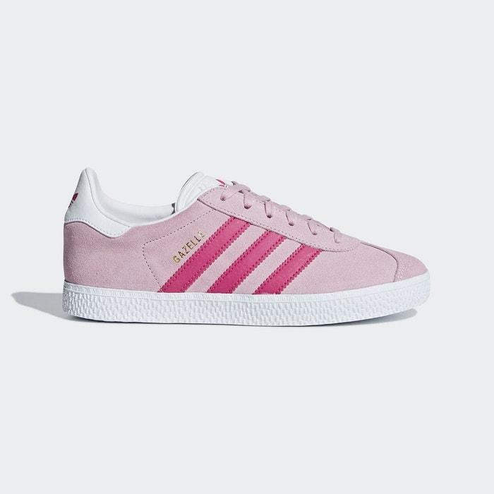 best website c50c1 8c1ab Baskets chaussure gazelle rose Adidas Originals   La Redoute