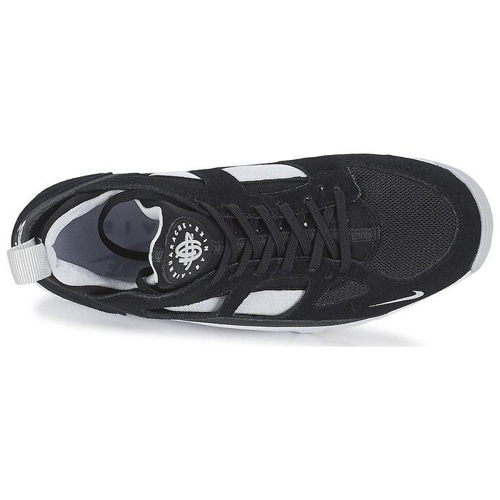 Basket nike air trainer huarache low - 806239-001 noir Nike