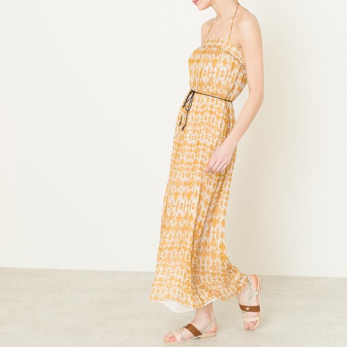 Image Silk Maxi Dress POMANDERE
