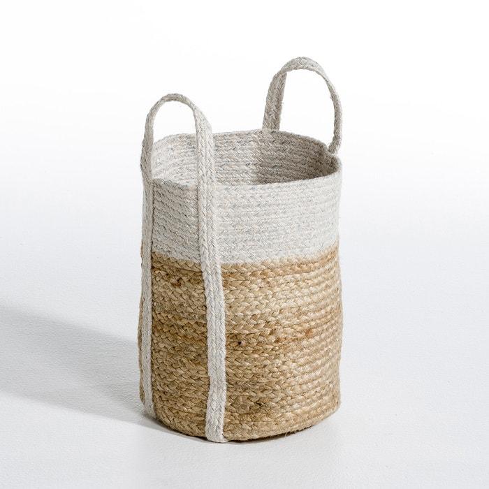 Image Large Tabea Jute Basket, 46cm AM.PM.