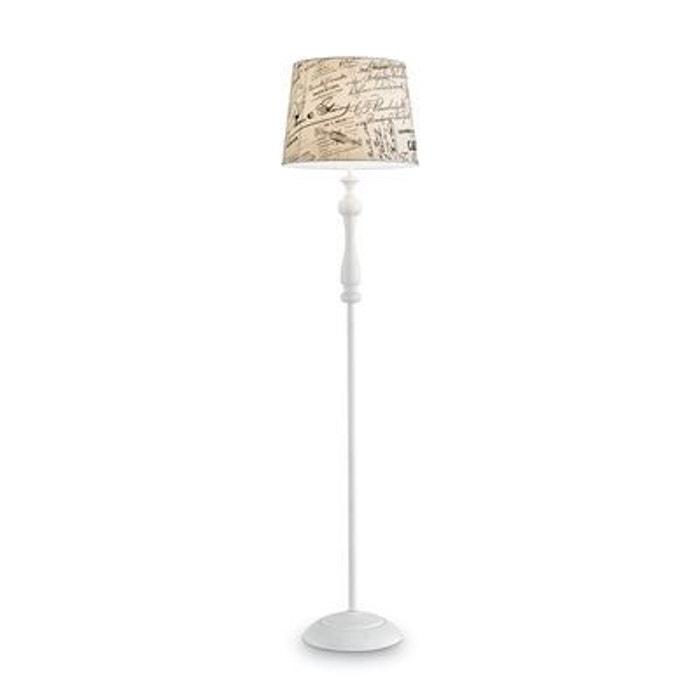 Lampadaire et liseuse coffee 1x60w ideal lux 092683 multicolore boutica d - La redoute lampadaire ...